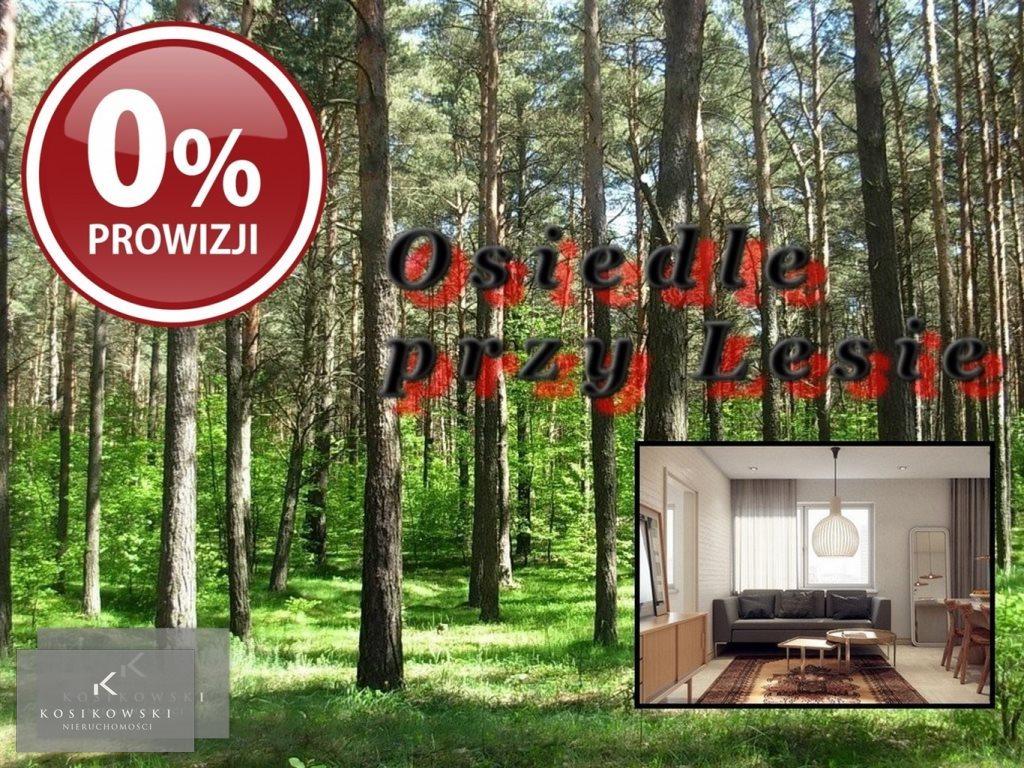Mieszkanie dwupokojowe na sprzedaż Namysłów, Osiedle przy Lesie  33m2 Foto 1