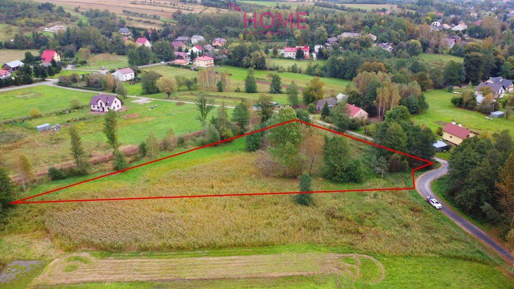 Działka rolna na sprzedaż Błędowa Zgłobieńska  3700m2 Foto 2