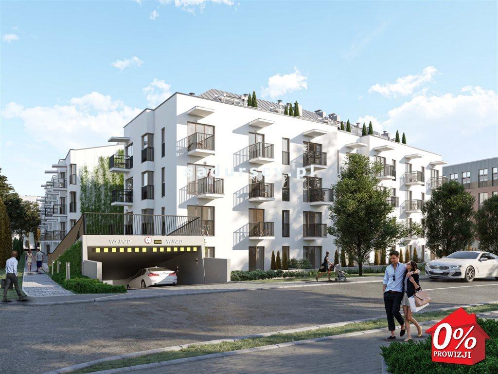 Mieszkanie dwupokojowe na sprzedaż Kraków, Podgórze, Zabłocie, Dekerta - okolice  47m2 Foto 4