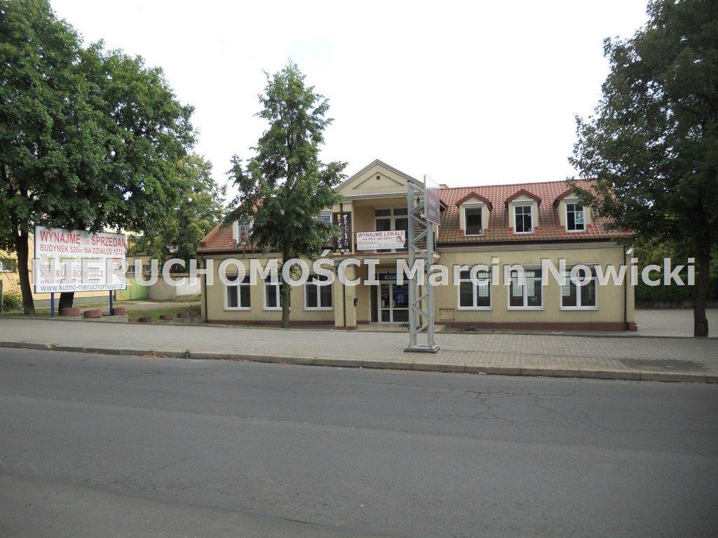 Lokal użytkowy na sprzedaż Kutno, Wyszyńskiego  520m2 Foto 1