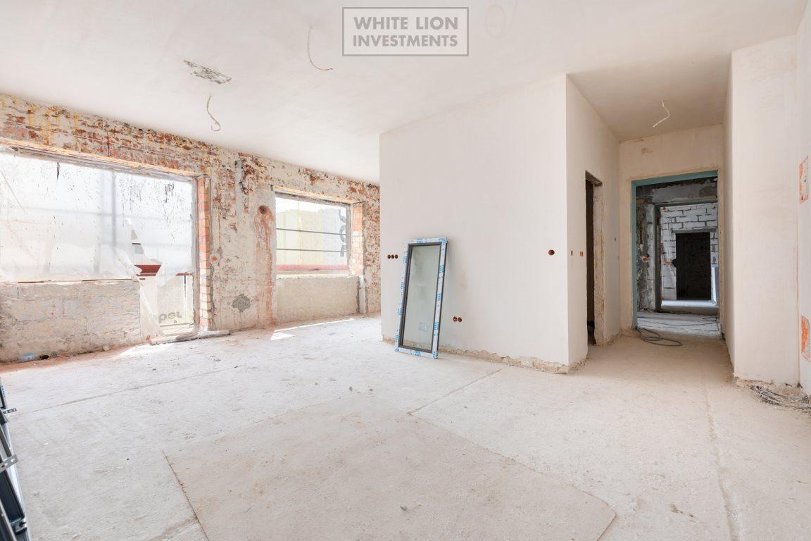 Mieszkanie trzypokojowe na sprzedaż Warszawa, Mokotów, Mokotów, Dominika Merliniego  85m2 Foto 1