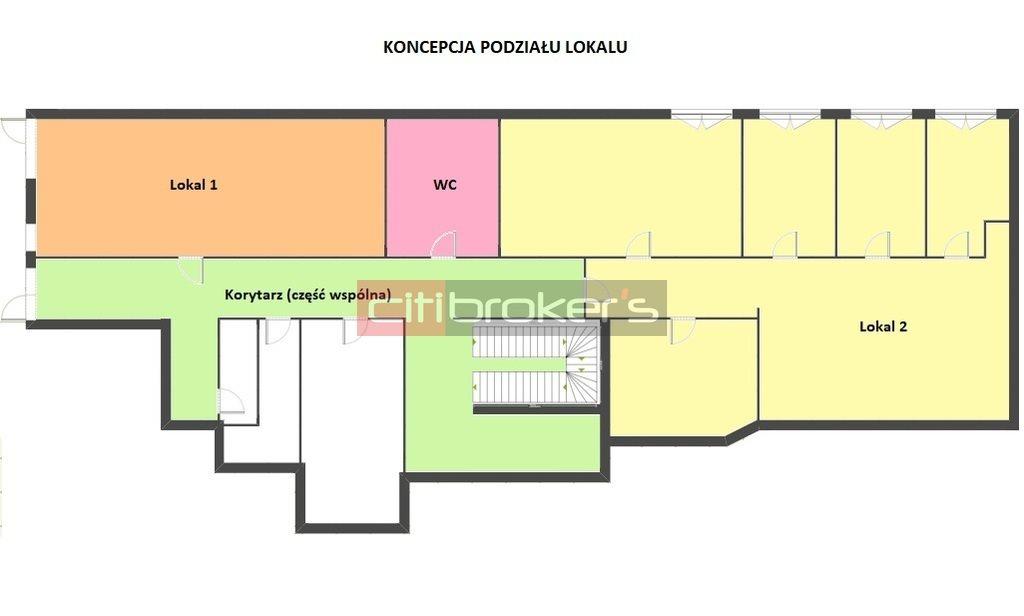 Lokal użytkowy na wynajem Rzeszów, Śródmieście, al. Józefa Piłsudskiego  250m2 Foto 4