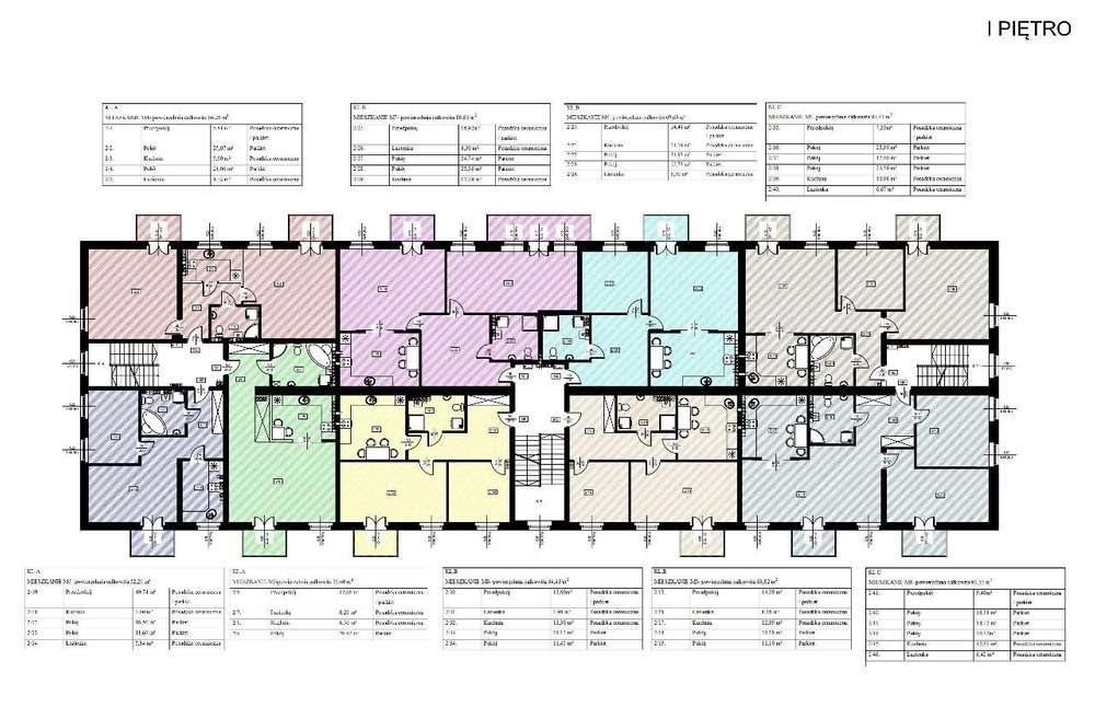 Mieszkanie dwupokojowe na sprzedaż Szprotawa  61m2 Foto 6