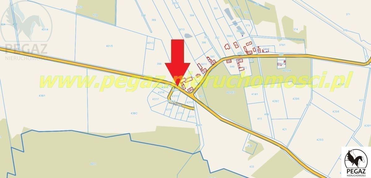 Działka rolna na sprzedaż Milcz, Holna / Zajęcza  6175m2 Foto 6