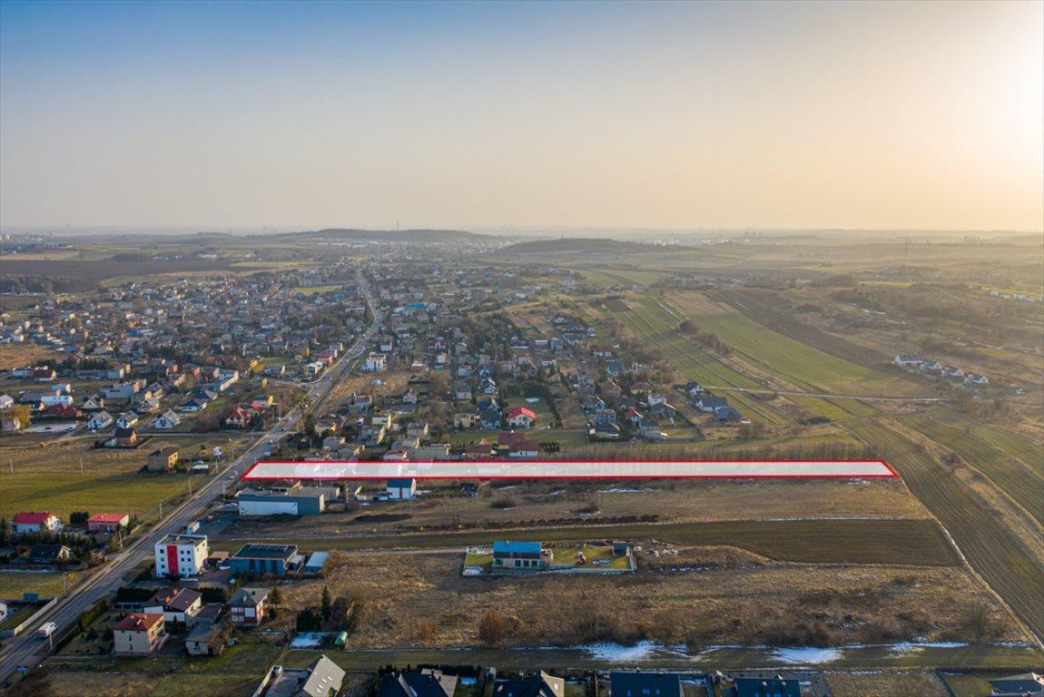 Działka przemysłowo-handlowa na sprzedaż Świerklaniec, Radzionkowska  5140m2 Foto 3