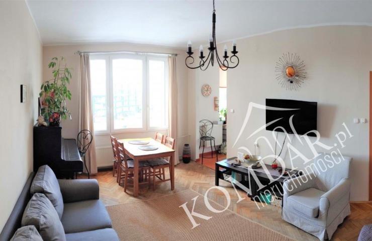 Mieszkanie trzypokojowe na sprzedaż Warszawa, Mokotów, Górny Mokotów, Odyńca  75m2 Foto 2