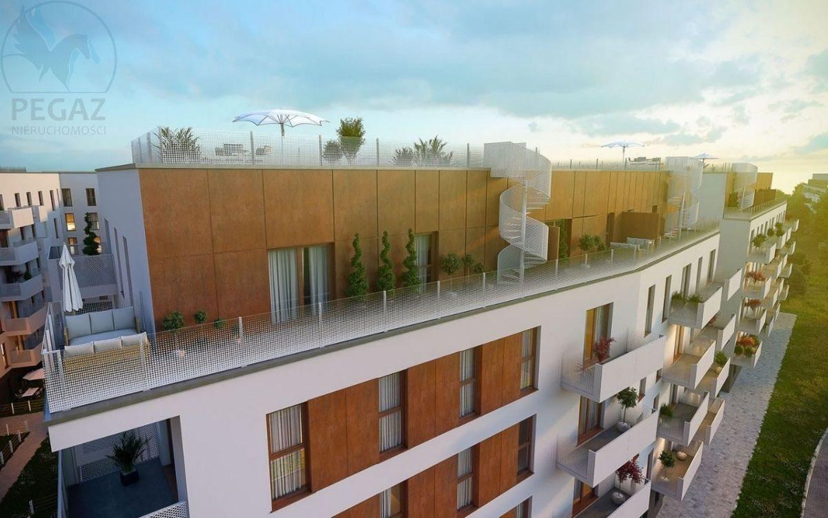 Mieszkanie trzypokojowe na sprzedaż Poznań, Nowe Miasto, Rataje  51m2 Foto 2