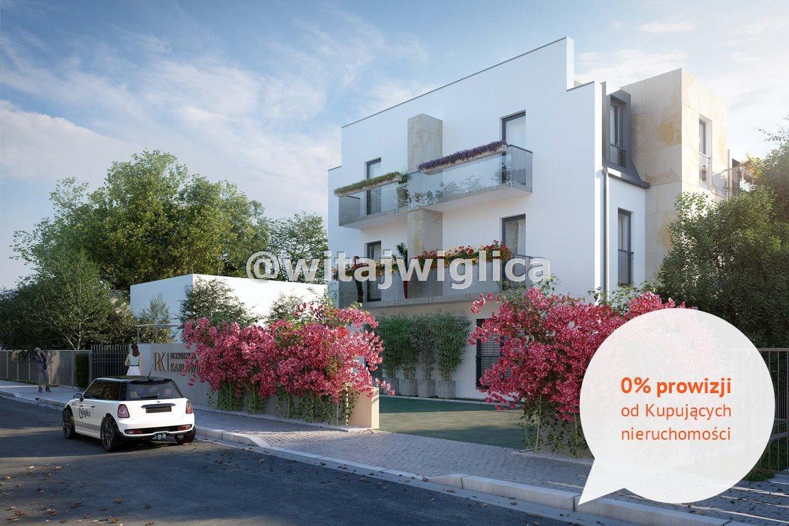 Mieszkanie trzypokojowe na sprzedaż Wrocław, Psie Pole, Karłowice, Miriama Przesmyckiego  73m2 Foto 5