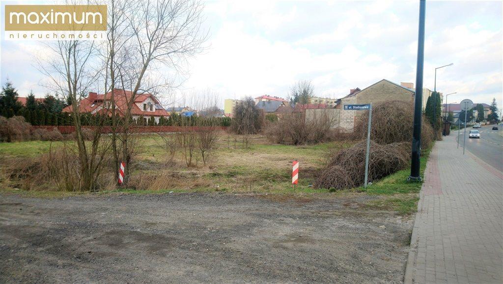 Działka budowlana na sprzedaż Biłgoraj  891m2 Foto 4