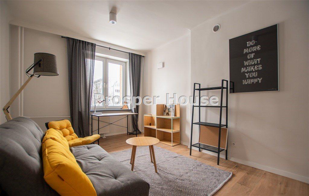 Mieszkanie dwupokojowe na wynajem Warszawa, Żoliborz, ks. Popiełuszki  42m2 Foto 1