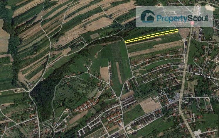 Działka inna na sprzedaż Bibice, Graniczna  9700m2 Foto 10
