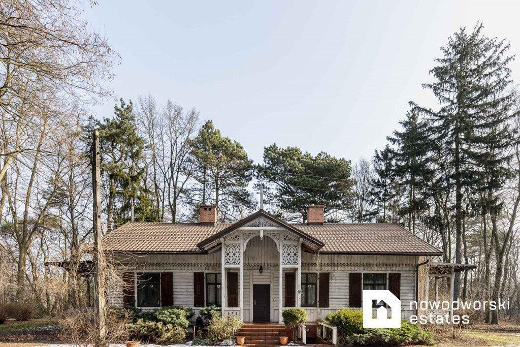 Dom na sprzedaż Otwock, Świder, Górna  185m2 Foto 1