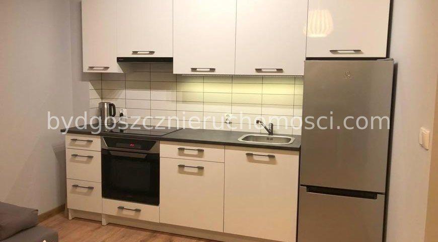 Mieszkanie dwupokojowe na wynajem Bydgoszcz, Wzgórze Wolności  35m2 Foto 4