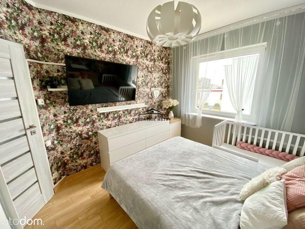Mieszkanie dwupokojowe na sprzedaż Toruń, Koniuchy, Lotników  44m2 Foto 13