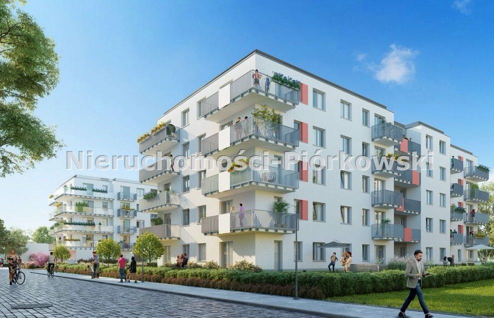 Mieszkanie dwupokojowe na sprzedaż Warszawa, Mokotów, Służewiec, Kłobucka  46m2 Foto 1