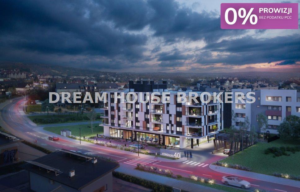 Mieszkanie trzypokojowe na sprzedaż Rzeszów, Drabinianka, Strażacka  60m2 Foto 1