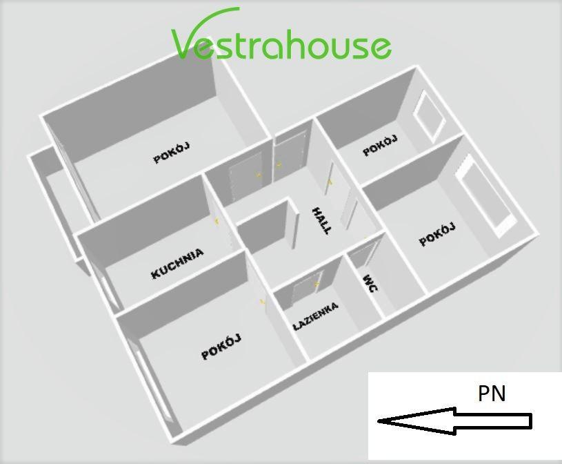 Mieszkanie czteropokojowe  na sprzedaż Warszawa, Bielany, Chomiczówka, Conrada  69m2 Foto 12