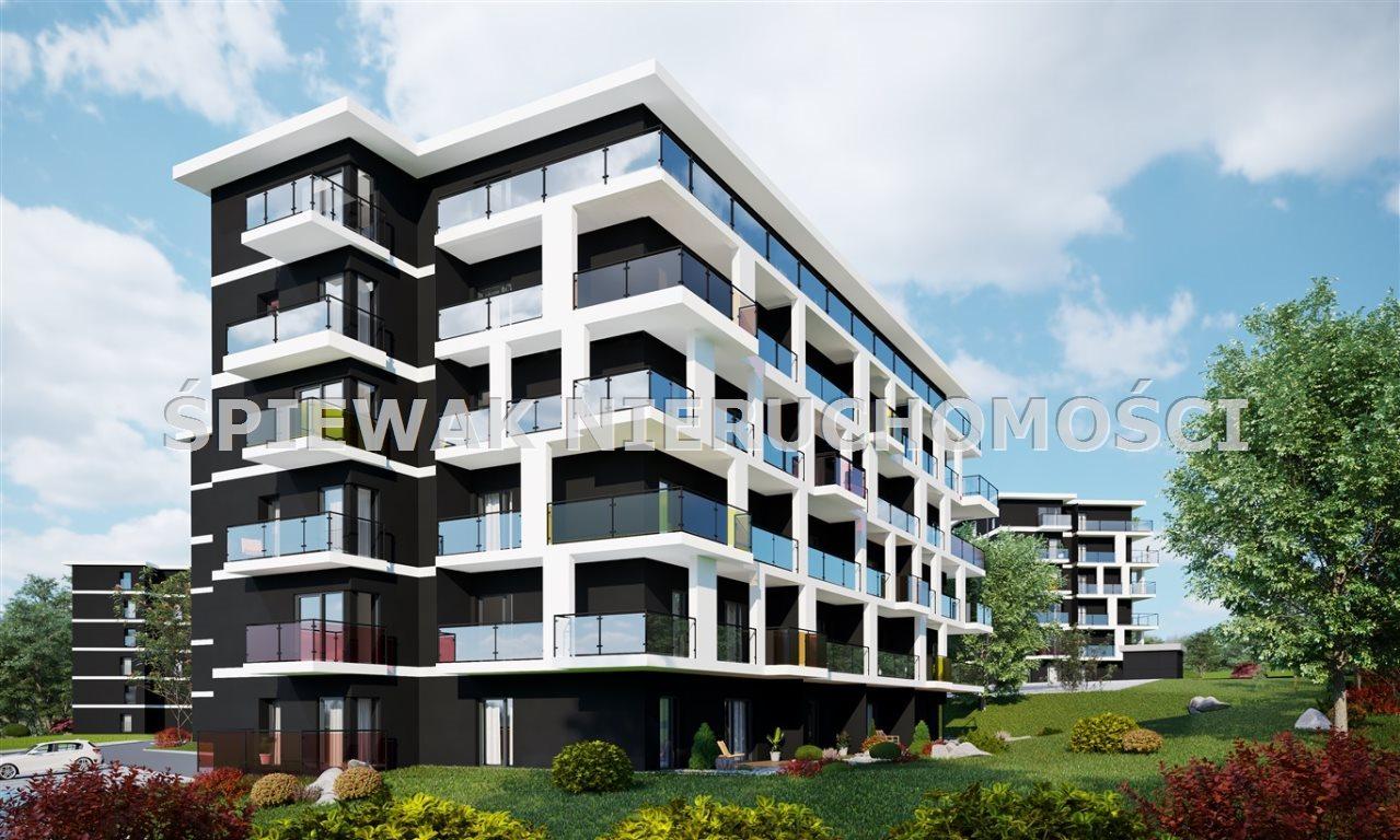 Mieszkanie trzypokojowe na sprzedaż Bielsko-Biała, Sarni Stok  52m2 Foto 6