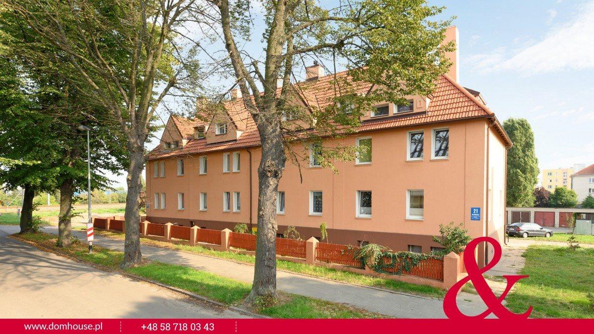Mieszkanie dwupokojowe na sprzedaż Gdańsk, Przeróbka, Siennicka  54m2 Foto 3