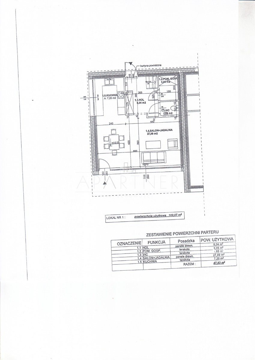 Mieszkanie czteropokojowe  na sprzedaż Skotniki, Rzemieślnicza  102m2 Foto 10