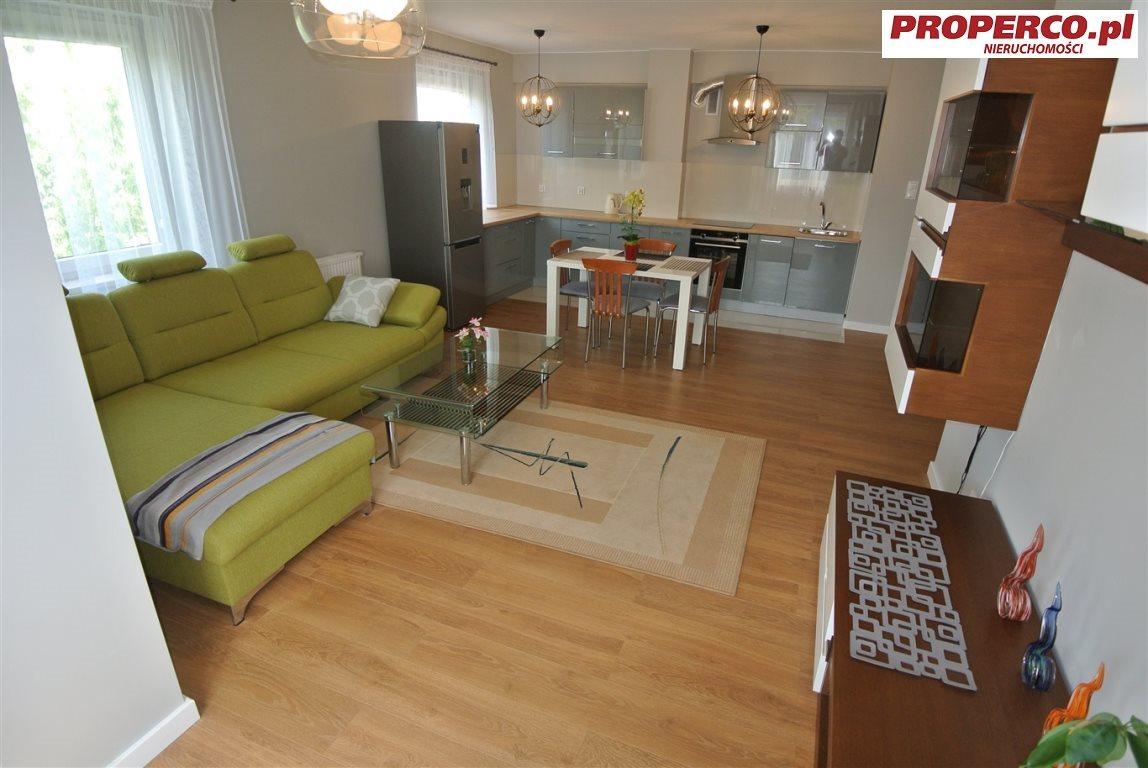 Mieszkanie dwupokojowe na wynajem Kielce, Centrum, Okrzei  58m2 Foto 3