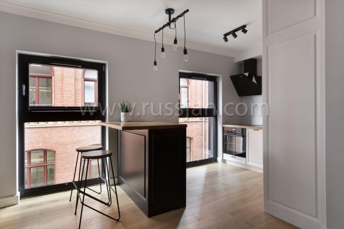 Mieszkanie dwupokojowe na sprzedaż Gdańsk, Śródmieście, Kotwiczników  43m2 Foto 3