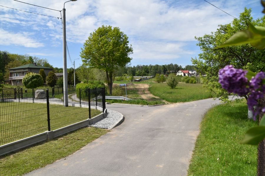 Działka budowlana na sprzedaż Rogów, Wyzwolenia  6470m2 Foto 3