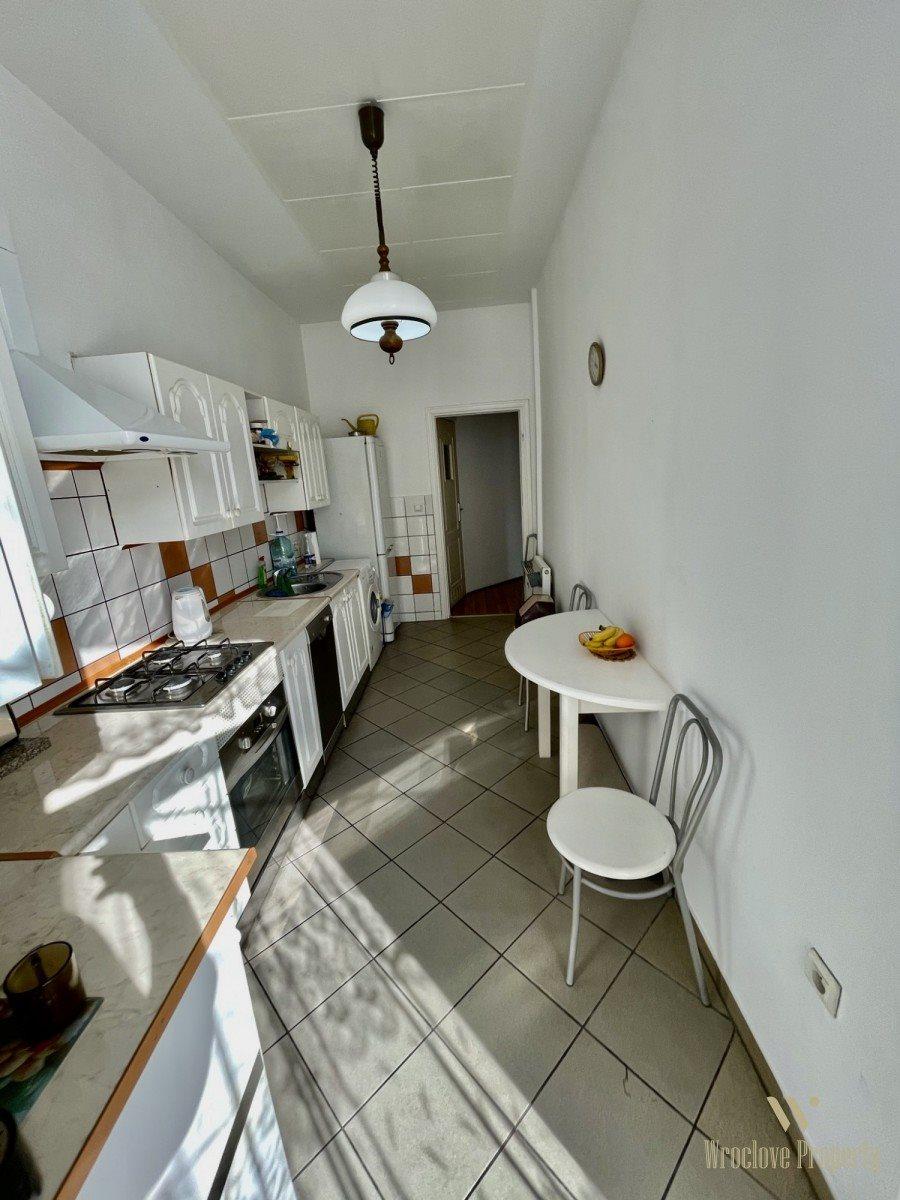 Mieszkanie trzypokojowe na sprzedaż Wrocław, Śródmieście  87m2 Foto 3