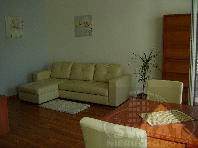 Mieszkanie dwupokojowe na wynajem Szczecin, Centrum  49m2 Foto 2