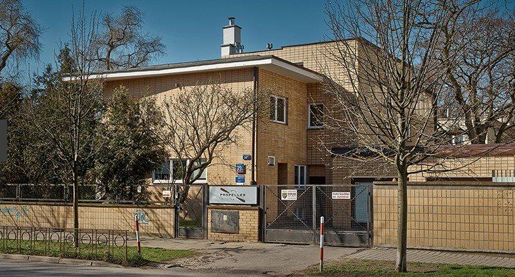 Dom na wynajem Warszawa, Mokotów, STARY MOKOTÓW WILLA NA BIURO  480m2 Foto 1