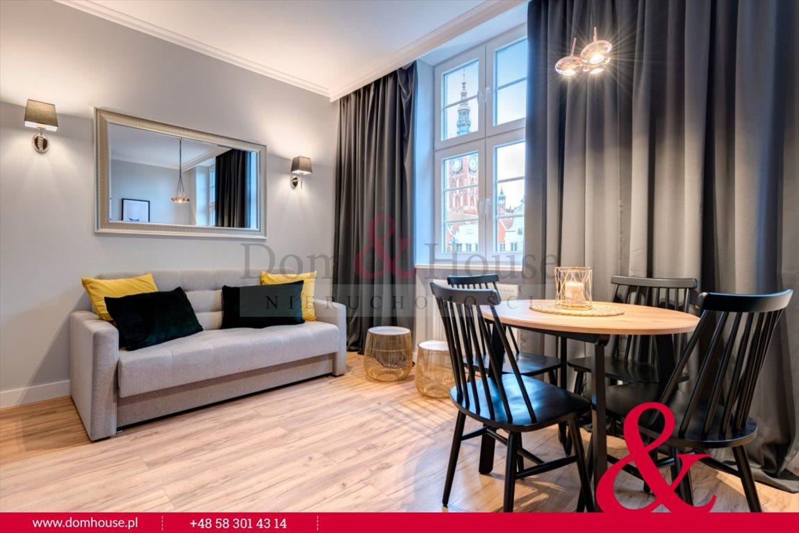 Mieszkanie trzypokojowe na wynajem Gdańsk, Śródmieście, Ogarna  50m2 Foto 2