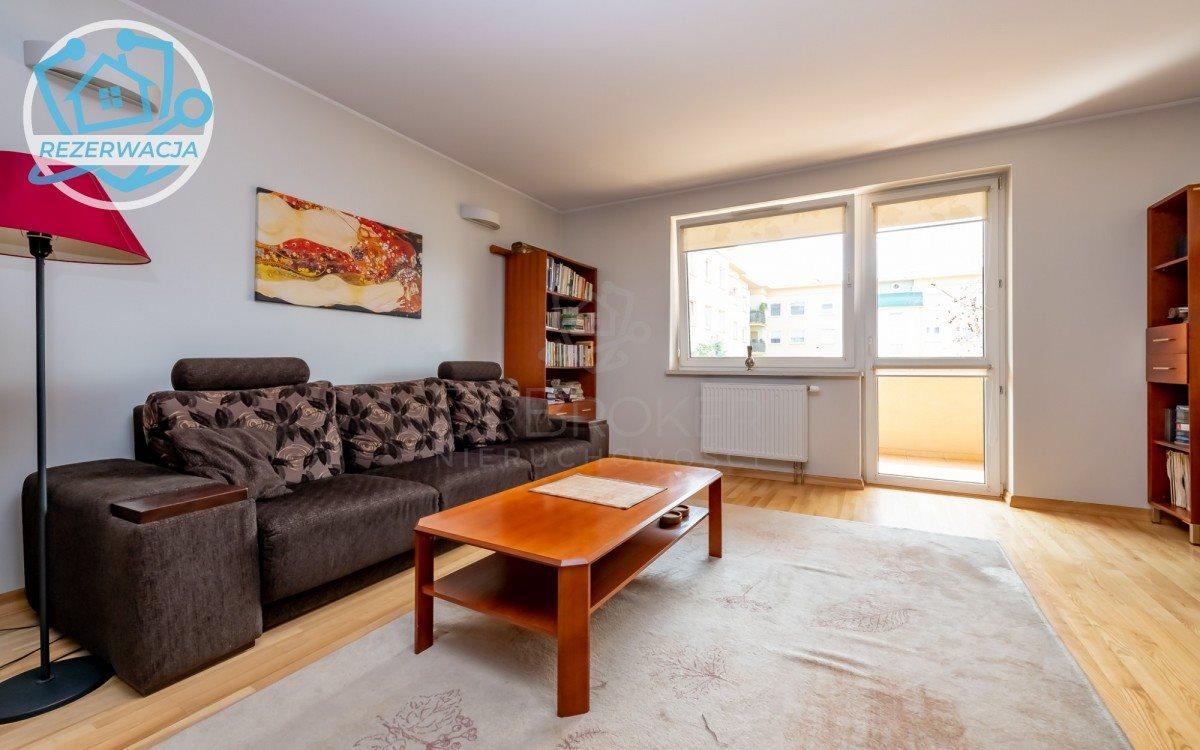 Mieszkanie trzypokojowe na sprzedaż Białystok, Jaroszówka, Trawiasta  64m2 Foto 3