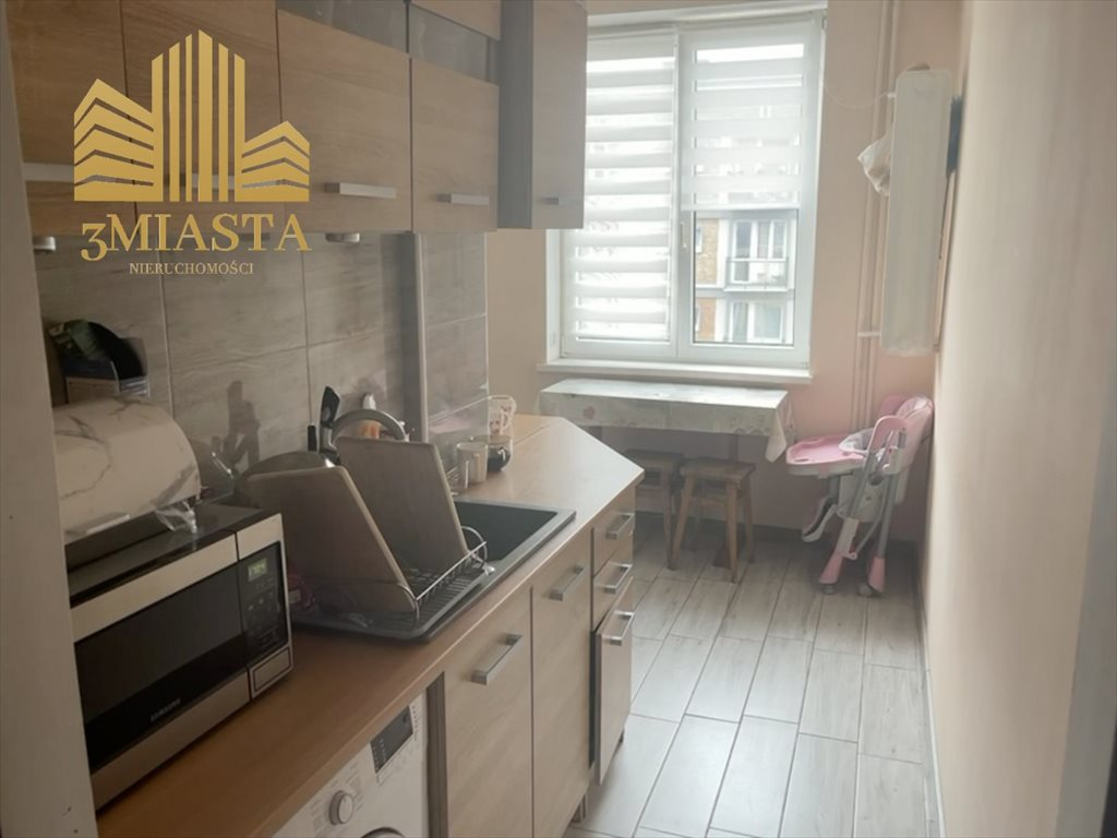 Mieszkanie dwupokojowe na sprzedaż Gdańsk, Wrzeszcz  47m2 Foto 4