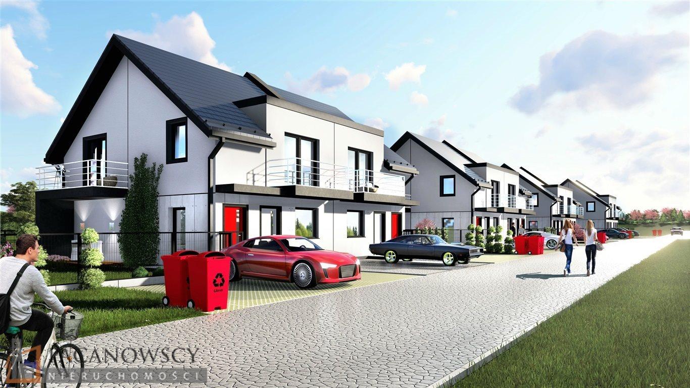 Mieszkanie dwupokojowe na sprzedaż Zielonki, Malownicza  47m2 Foto 1