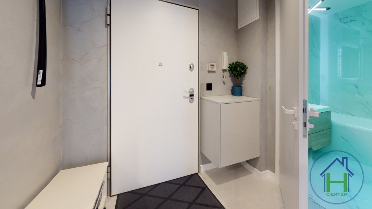 Mieszkanie dwupokojowe na wynajem Katowice, Dąb, Johna Baildona  54m2 Foto 4