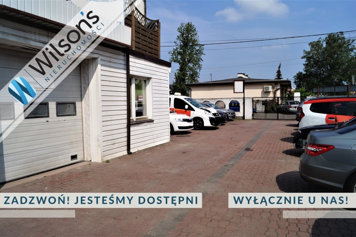 Lokal użytkowy na wynajem Warszawa, Rembertów, Chełmżyńska  1500m2 Foto 1
