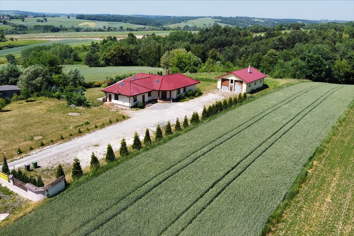 Dom na sprzedaż Szczepanowice, Miechów  221m2 Foto 1