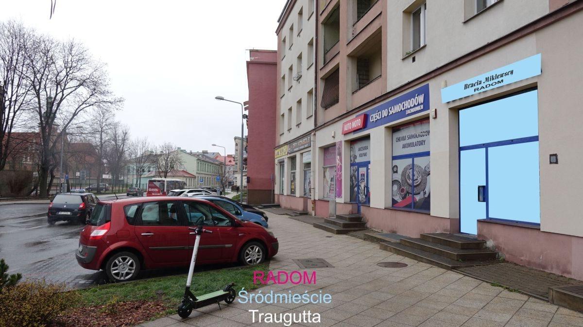 Lokal użytkowy na wynajem Radom, Centrum, Traugutta  39m2 Foto 3