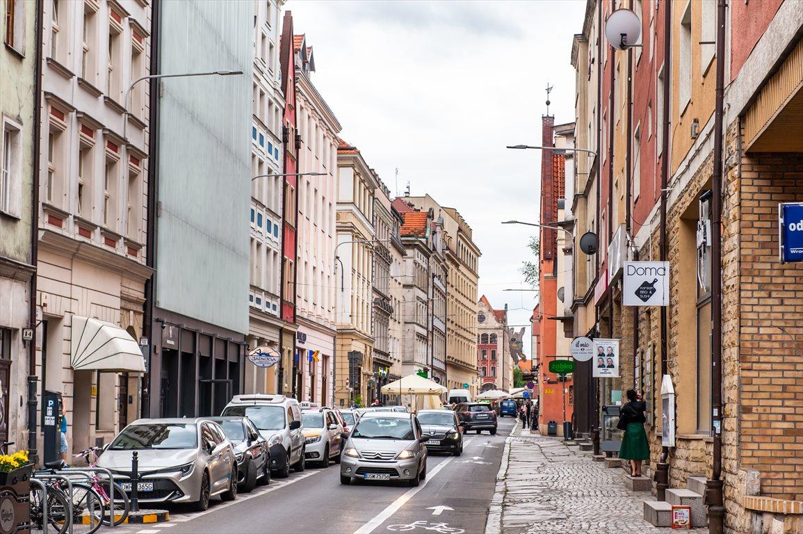 Mieszkanie trzypokojowe na sprzedaż Wrocław, Stare Miasto, Rynek, Odrzańska  51m2 Foto 12