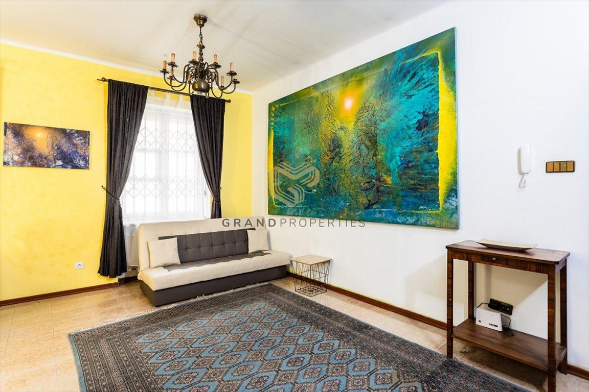 Mieszkanie trzypokojowe na sprzedaż Warszawa, Stare Miasto, Mostowa  55m2 Foto 8