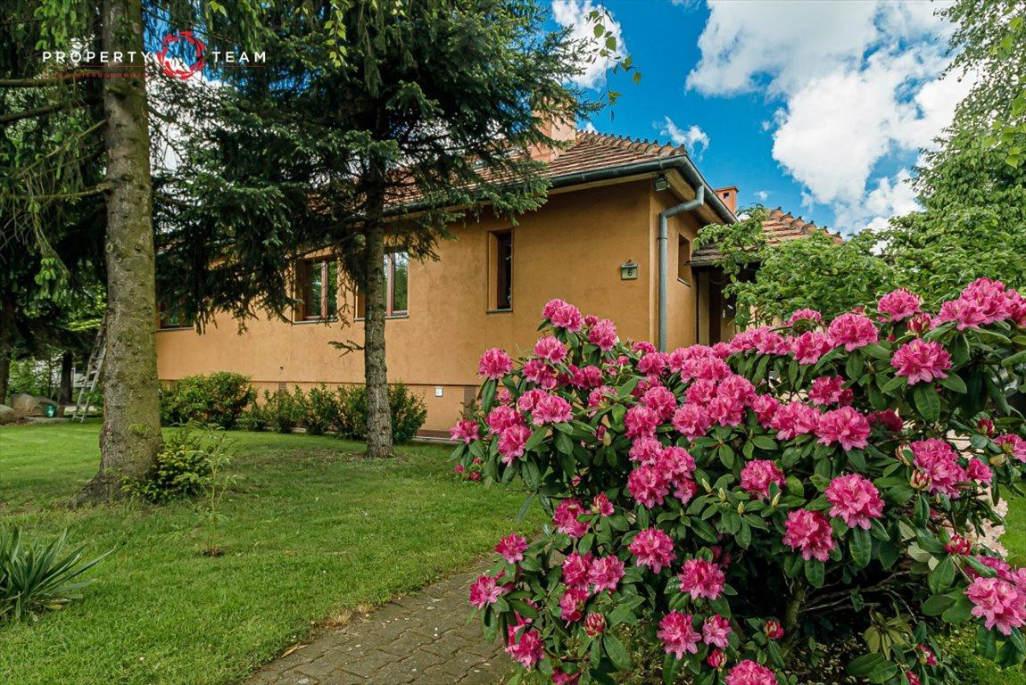 Mieszkanie czteropokojowe  na sprzedaż Żerniki Wrocławskie, Wiosenna  210m2 Foto 2