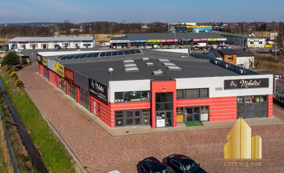 Lokal użytkowy na wynajem Rzgów, Pabianicka  35m2 Foto 1