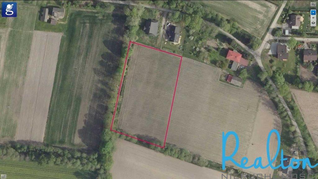 Działka budowlana na sprzedaż Frelichów, Teligi  6091m2 Foto 1