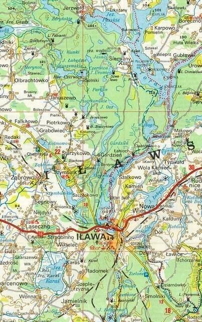Lokal użytkowy na wynajem Iława, Kościuszki 16 16  47m2 Foto 3