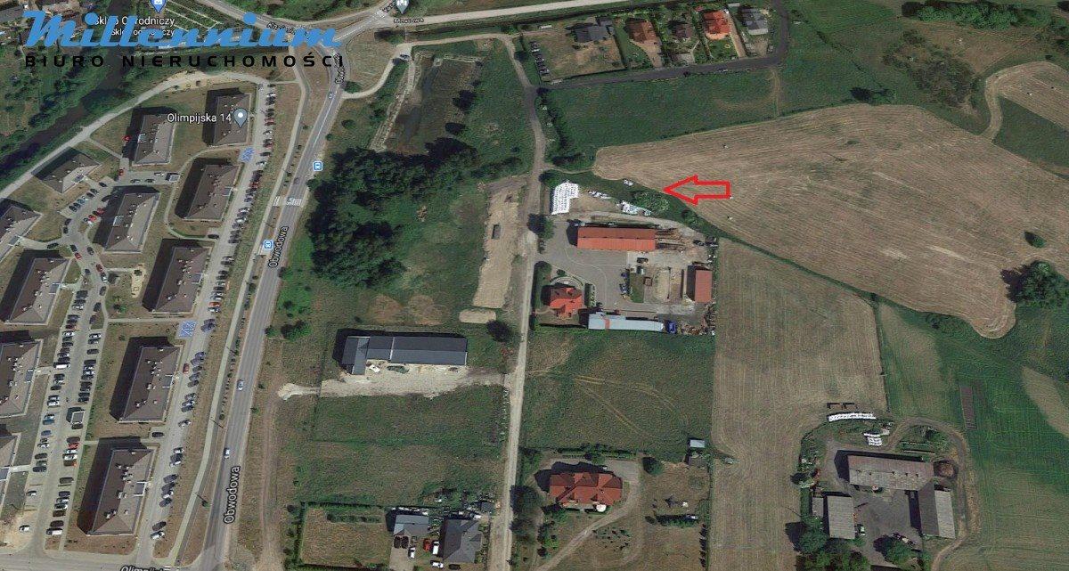 Działka budowlana na sprzedaż Reda, Rolnicza  1182m2 Foto 1