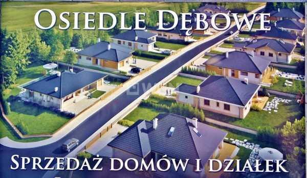 Działka budowlana na sprzedaż Łysiec, Łysiec, Dębowa  1150m2 Foto 2