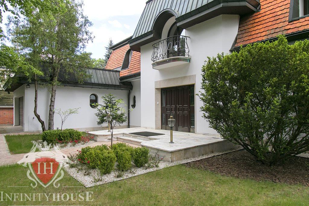 Dom na sprzedaż Warszawa, Wawer, Anin  800m2 Foto 1