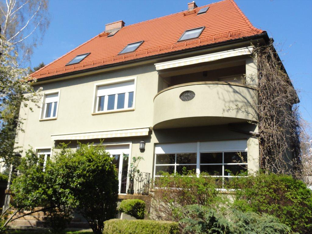 Dom na sprzedaż Wrocław, Krzyki, Borek  430m2 Foto 1