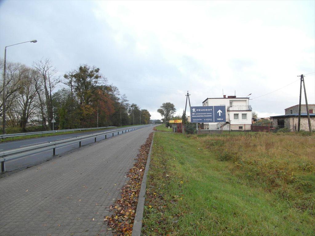 Działka budowlana na sprzedaż Grudziądz, Owczarki  1482m2 Foto 11