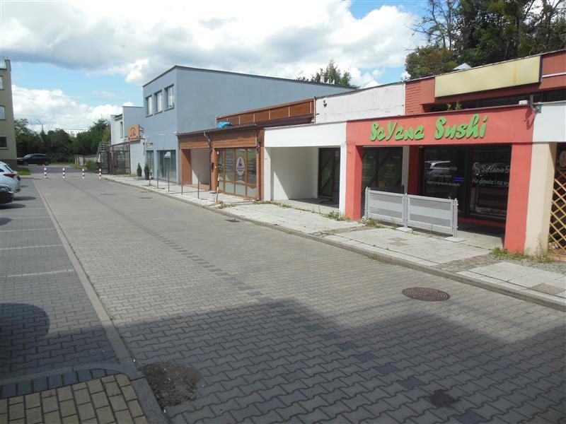 Lokal użytkowy na wynajem Gdańsk, Zaspa, ZASPA, STARTOWA  80m2 Foto 5